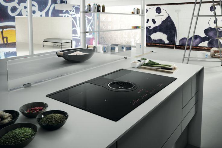 Spectacular Il nuovo piano aspirante NikolaTesla di Elica lartdevivre arredamento online Elettrodomestici Pinterest Design awards Simple interior and