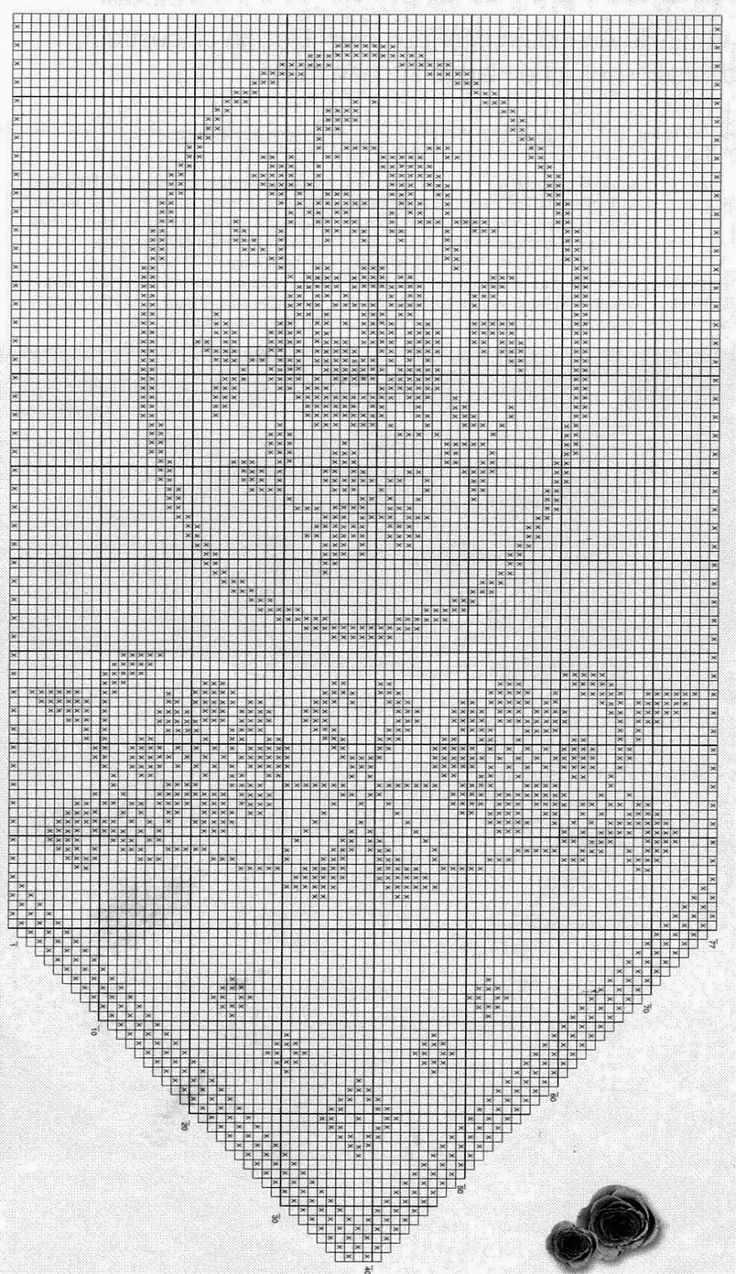 Kira scheme crochet: Scheme crochet no. 44