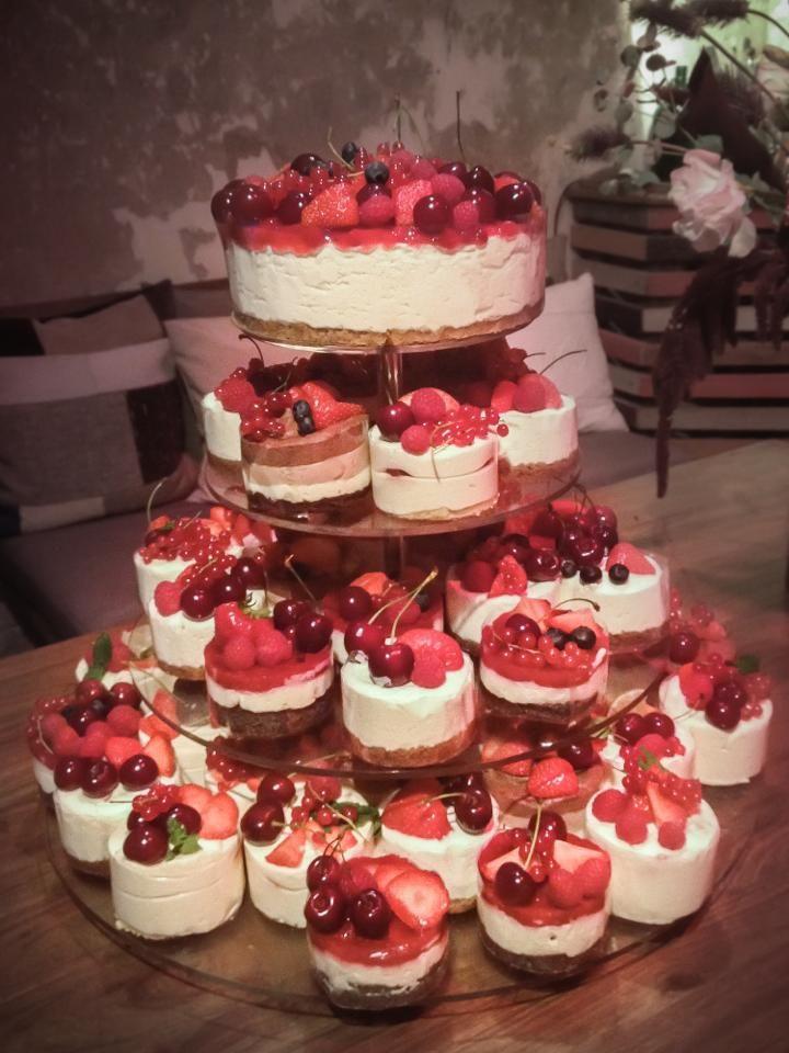 Sajtorta variációk esküvőre. Cheescake and more www.asztalka.com