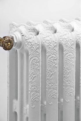 Hydronic Heating :: Radiators :: Heritage :: Cast Iron :: Caleido Barocco - Panel Heater - Designer radiators @ www.heaterwarehouse.com.au