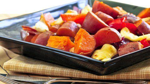 Roasted Root Vegetables - RTE Food
