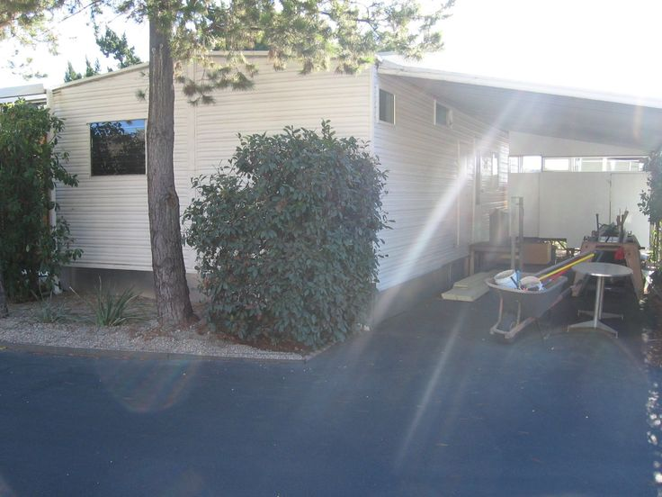 You Wont Believe This Incredible House Used To Be A Mobile Home