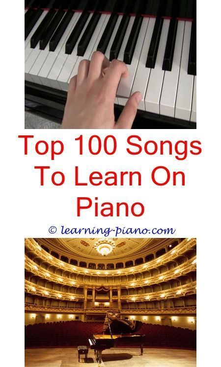 pianobasics prettiest songs to learn on piano - rock songs