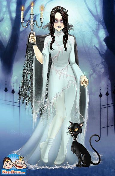 Süpürgeli Cadı Lili Oyunu - Online oyunlar ücretsiz oyna - KralOyun