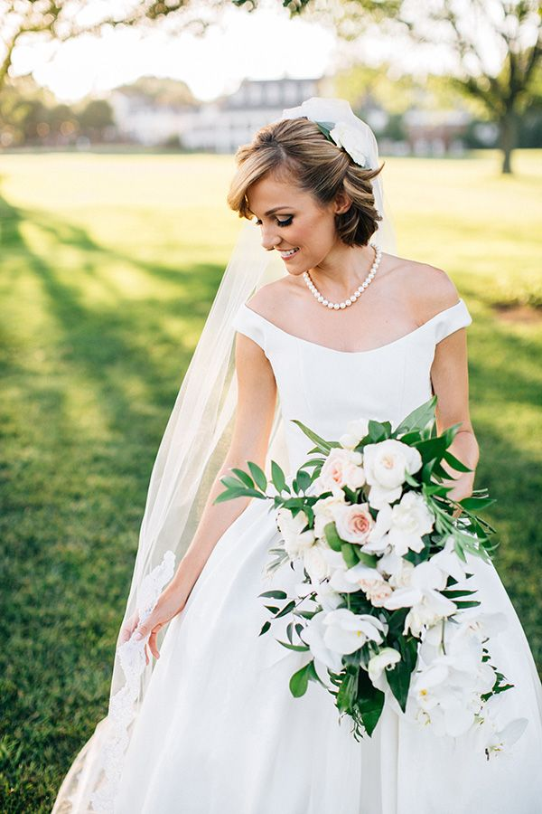 Classic Country Club Wedding By Shelly Fortune