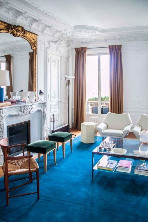 Bastille Day Beauties 8 Inspiring French Interiors Apartment Therapy Main
