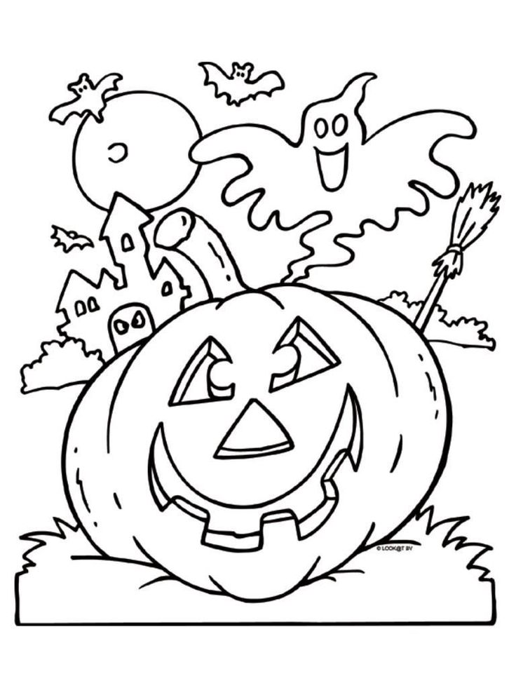 Pumpkin Patch Coloring Pages Awesome Coloring Pages