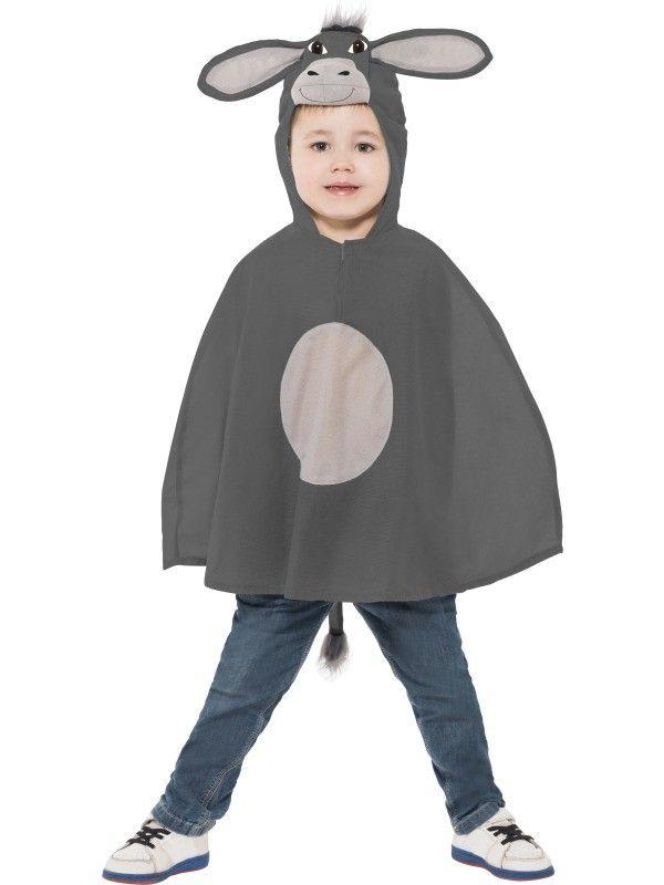 112 best animal costume images on pinterest animal costumes donkey poncho solutioingenieria Choice Image
