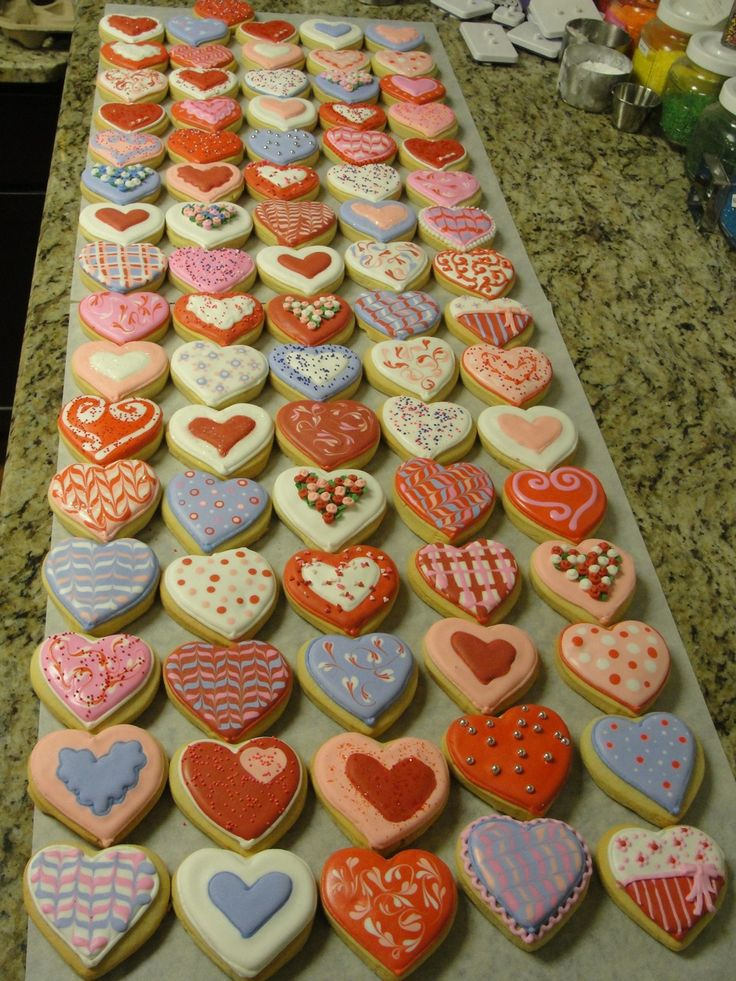 valentine's day cookies for sale