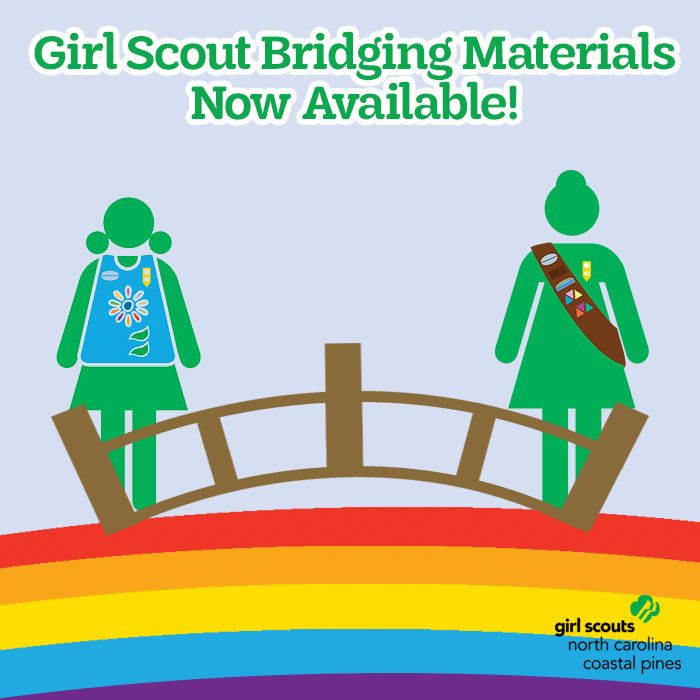 Who's ready to celebrate their bridging to the next grade level? It's a fun time to commemorate each girl's accomplishments over the past year as she looks forward to all the adventures of the upcoming year! We've created a guide, along with customizable invitations and posters to help you celebrate!