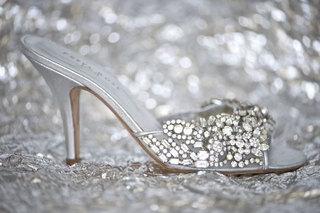 Cinderella's slipper by Freya Rose