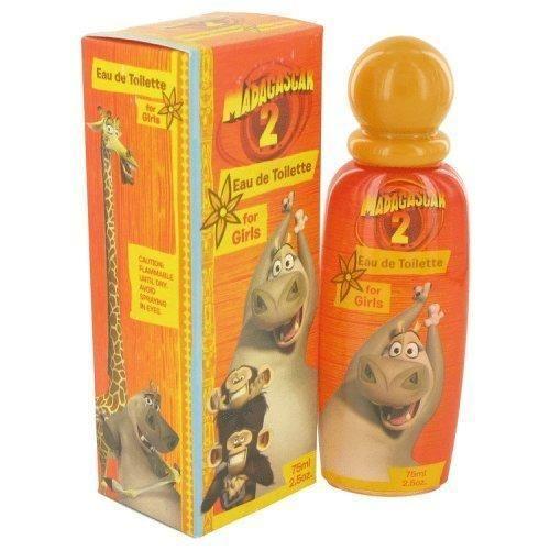 Madagascar 2 By Dreamworks Eau De Toilette Spray 2.5 Oz (pack of 1 Ea) X662-FX12703