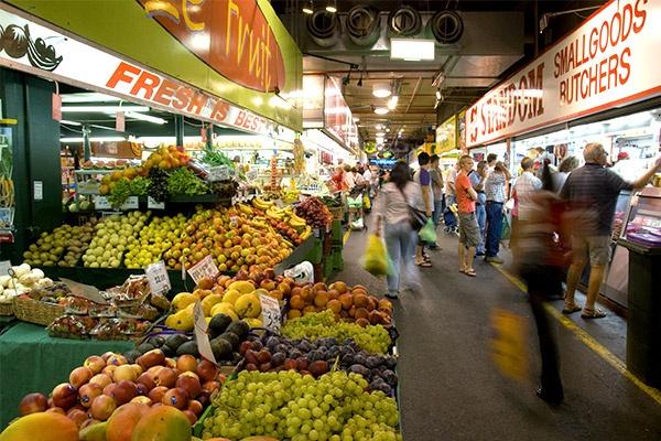 Adelaide Central Market © SATC