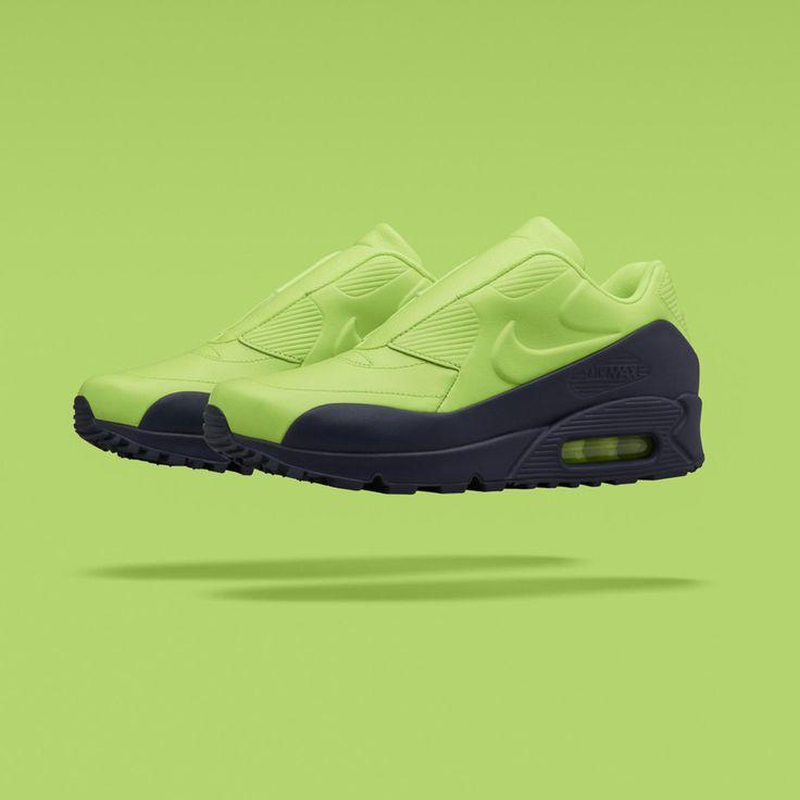 Sacai x NikeLab Air Max 90 Collection - Le Site de la Sneaker