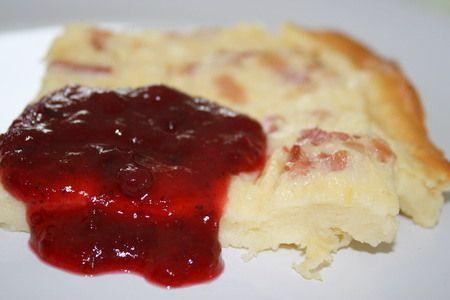 Höststädning och ugnspannkaka - Jennys Matblogg