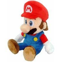 Nintendo Super Mario Bros - Peluche De Mario - Nuevo