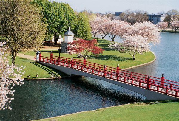Alabama United States Attractions | big spring park huntsville alabama photo source alabama tourism ...