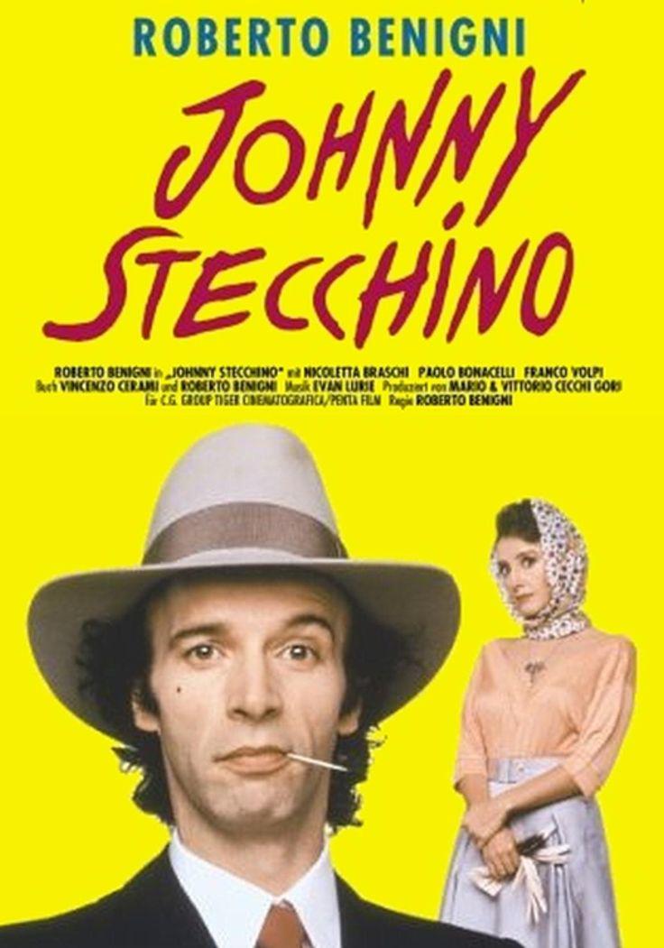 Johnny Stecchino è un film del 1991 diretto e interpretato da Roberto Benigni - Italian comedy film starring Roberto Benigni as the protagonist and director #sicilyandcinema #visitsicily