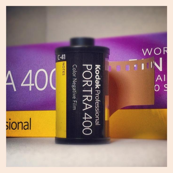 Pellicola colore negativo ISO 400/27°