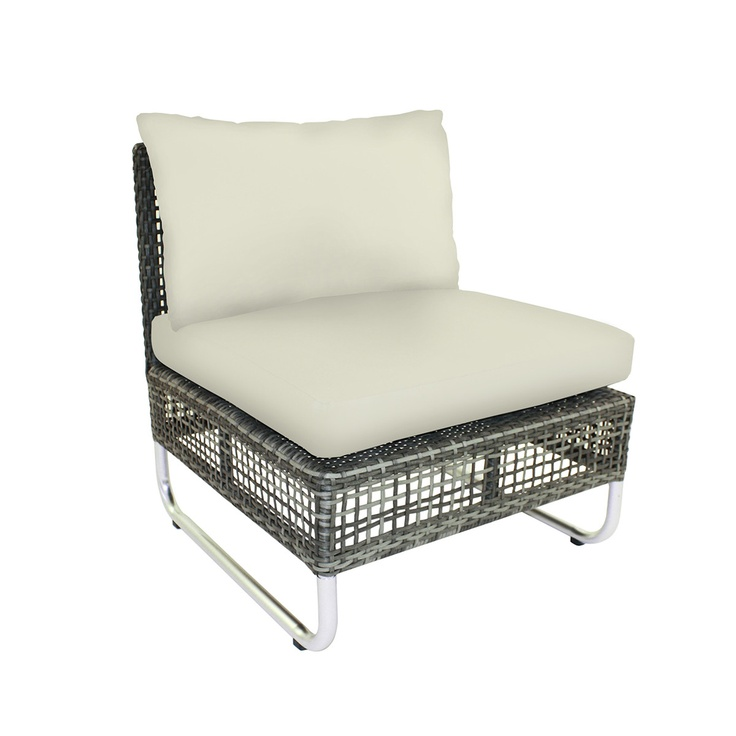 Grid Armless Chair by Brandon Kershner - Outback Company 1300
