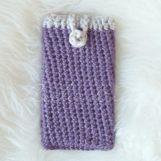 Free iPhone 6 Plus Crochet Pattern