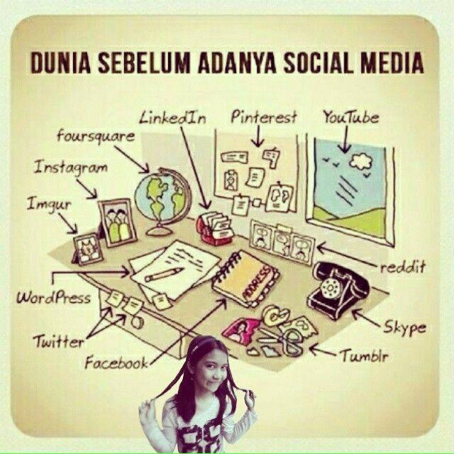 Sebelum adanya social media
