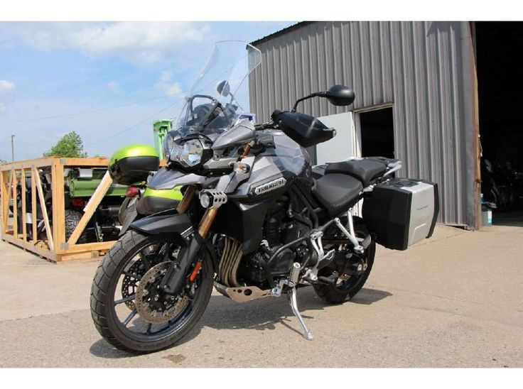 Used #Triumph 2012 Tiger #Dual_Sport_Motorcycle in Madison @ http://www.usamotorbike.com/contact-us/
