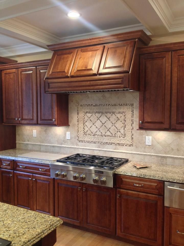 Medallion Quot Brookhill Quot Rumberry Maple Cabinetry With Quot New