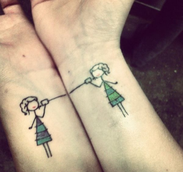I got Two Halves Tattoo! What Kind Of Best Friend Tattoo Should You Get?