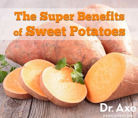 The health benefits of sweet potato go beyond what most people realize. Sweet potato nutrition facts show this superfood is high in potassium, vitamin A, vitamin B6 #nutritionfacts
