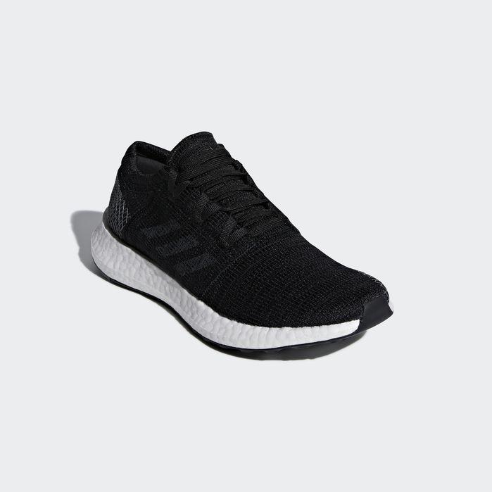 2d57424a5f4 Pureboost Go Shoes Core Black 10 Womens