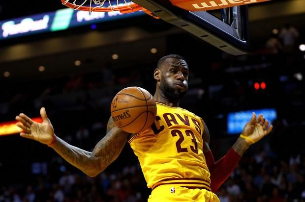 LeBron James Thinks Cavs Could Suffer 1st Round Playoff Defeat LeBron James addressed reporters with somber message after humbling defeat. https://www.hotnewhiphop.com/lebron-james-thinks-cavs-could-suffer-1st-rou... http://drwong.live/article/lebron-james-thinks-cavs-could-suffer-1st-round-playoff-defeat-news-42602-html/