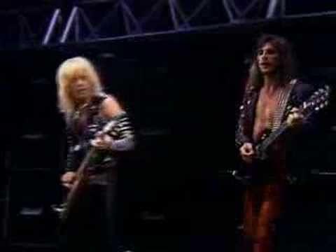 Judas Priest - Desert Plains - 1982
