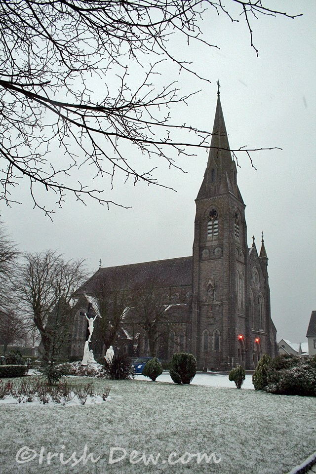 St. Brendan's Catholic Cathedral, Loughrea, Co.