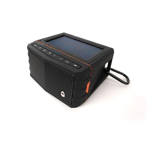 EcoXGear SolJam Bluetooth Speaker, Solar, Waterproof 20W Large Passive Subwoofer