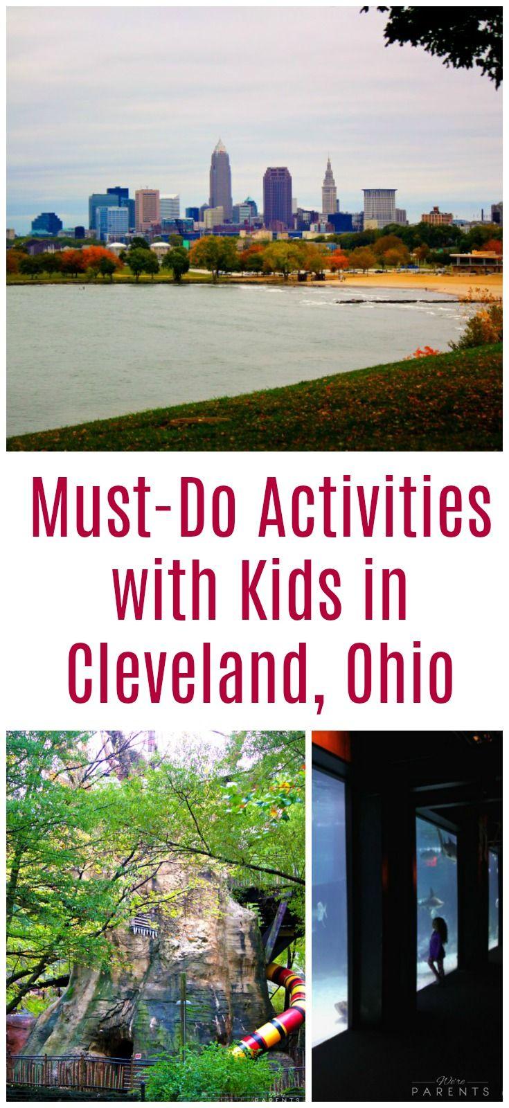 muss Aktivitäten mit Kindern in Cleveland Ohio machen – staycation ideas