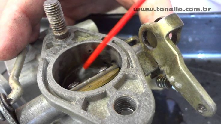 Tonella - carburador fusca 3/7 HD