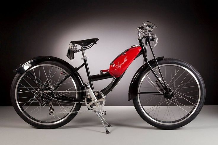 Vintage Electric Bicycles by Luca Agnelli – Men's Gear