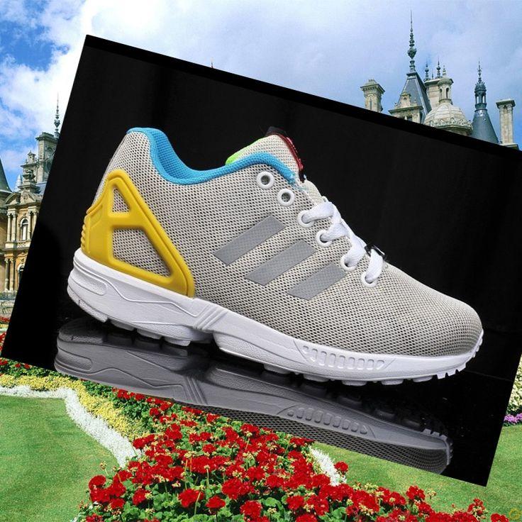 New Hot Adidas Originals ZX Flux Mens Jogging Boots unisex Nike USA TrainersHot Sale