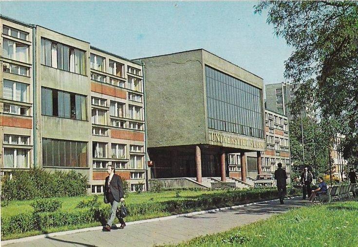 Katowice Uniwersytet Śląski