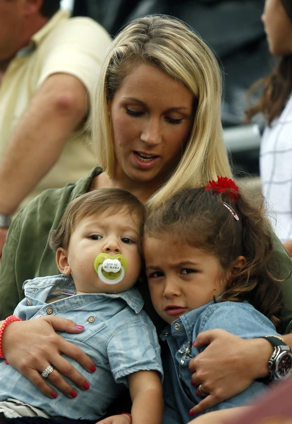 Sofía Balbi, la mujer del futbolista Luis Suárez, su más fiel apoyo en el campo de juego - Foto 3