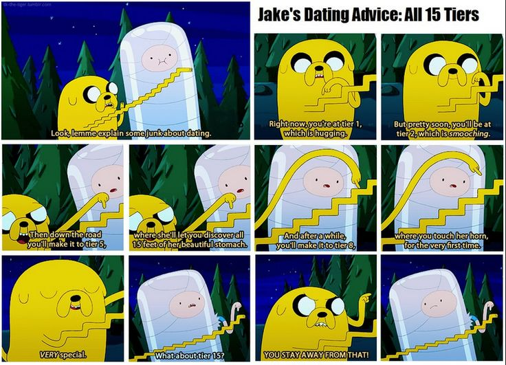 15 Tiers Of Dating  Made Me Laugh Xd  Adventure Time, Watch Adventure Time, Adventure-2736