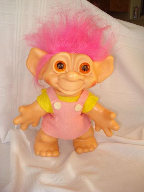 Funny troll dolls