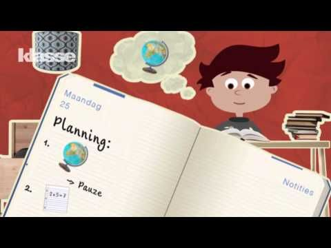 Huiswerk begeleiden - filmpje voor ouders