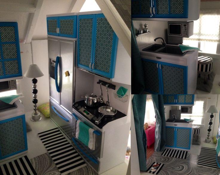 110 best Barbie - Haus und Einrichtung, ®™ images on Pinterest - barbie wohnzimmer möbel