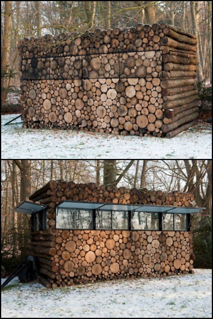 Mobile Log Cabin 67 Best Tiny Houses Images On Pinterest Architecture Muji Hut