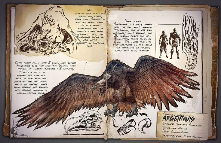 List of birds ARK Survival Evolved Ark survival