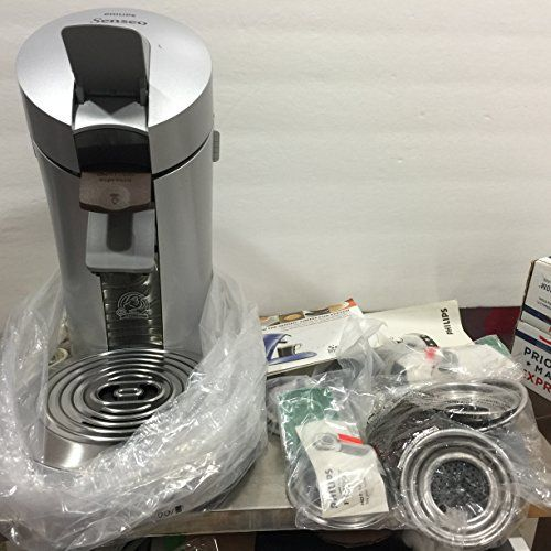 Senseo HD7832 deluxe single serve coffee maker in chrome *** To view further for this item, visit the image link.Note:It is affiliate link to Amazon.