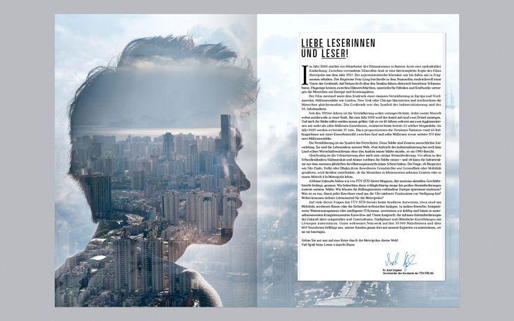 TÜV SÜD Geschäftsbericht 2012 | STRICHPUNKT DESIGN