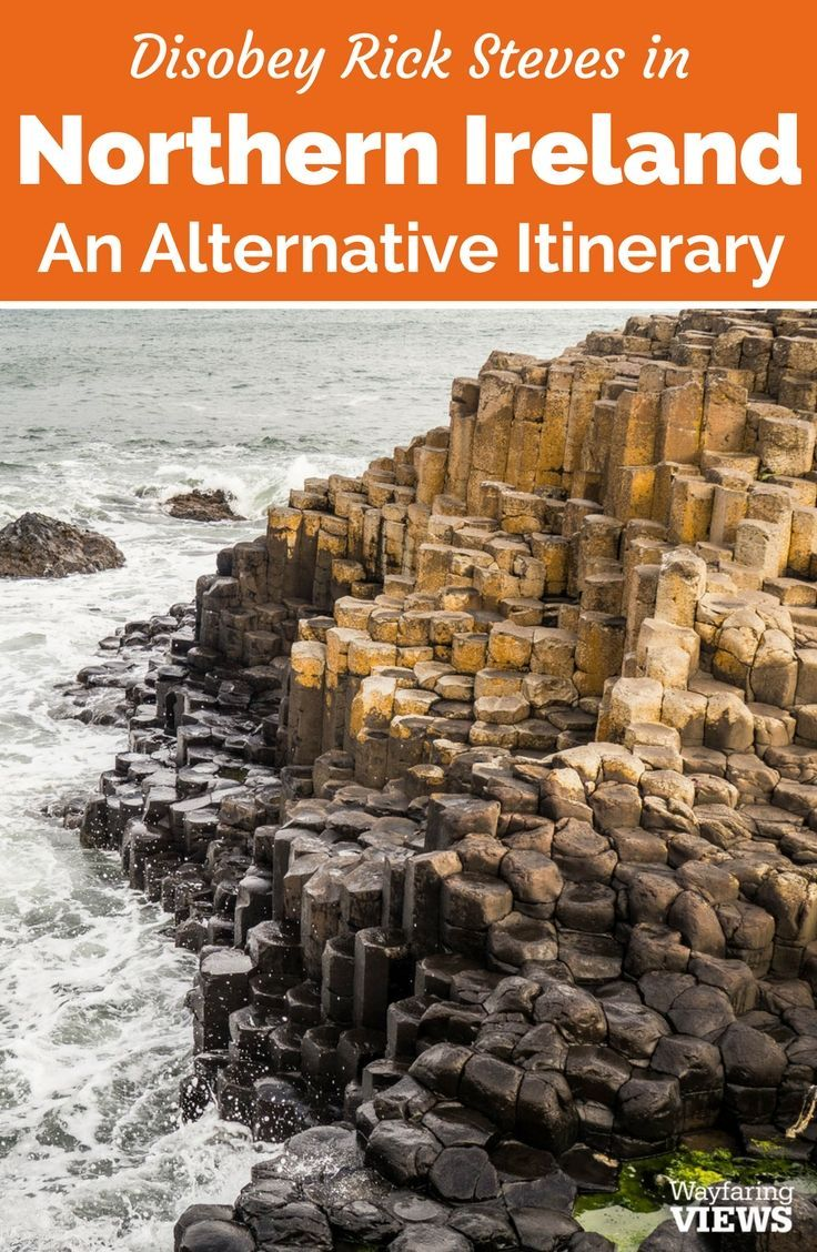 Disobey the Rick Steves guide to Northern Ireland with this alternative itinerary. There are lots of things to do in Northern Ireland and Belfast which go beyond the obvious tourist sites including the Antrim Coast, Game of Thrones filming sites and Carri